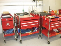 Metrology tool stands