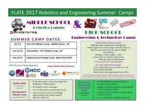 2017 All Robotics Camps Flyer (2102017)