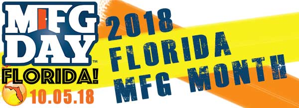 2018 Florida MFG Month